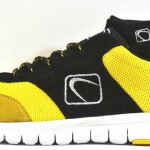 ARCH CG097III Pitt Yellow/Black-White