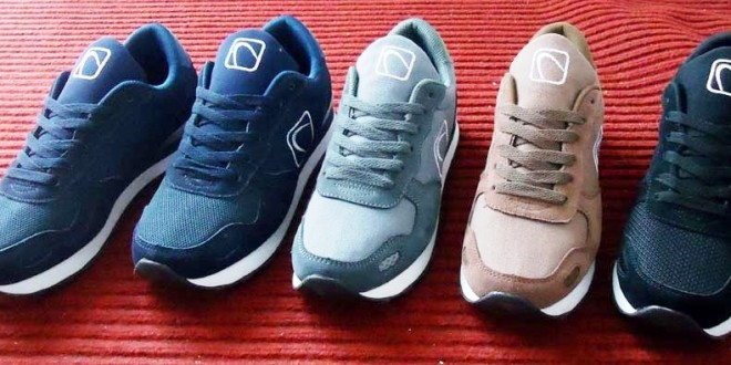 First Shoe In Production for 2015