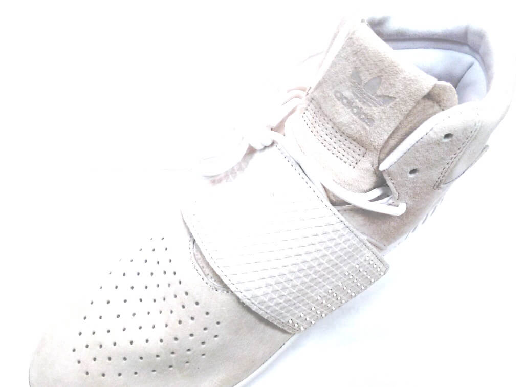 Adidas Originals Tubular Invader Strap Gray