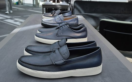 Tod's from Footwear News