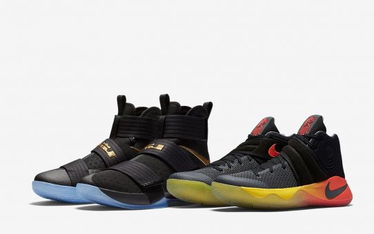 Nike Basketball Lebron & Kyrie Four Wins Pack champ_pack_30_thread_des