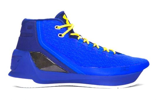c85bc035d69b Under Armour Curry 3 Dub Nation Heritage (400) Caspian