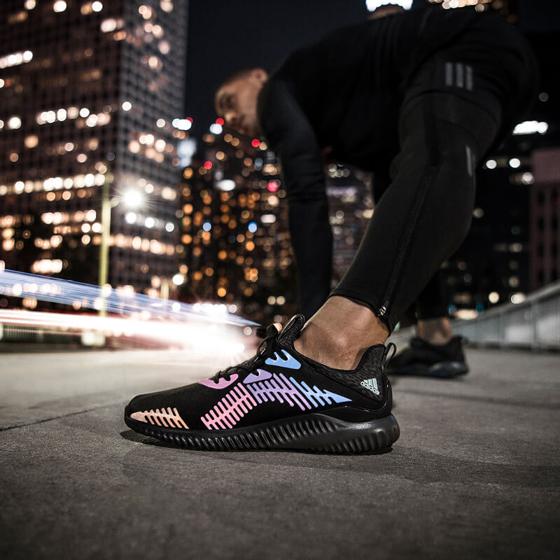 Women S Pink Adidas Shoes Alphabounce