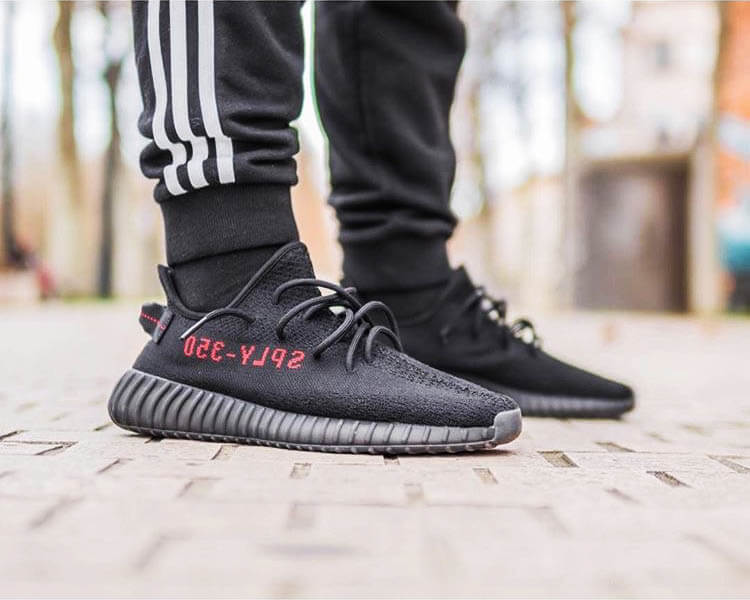 Adidas Yeezy Boost 350 Pirate Black 2017