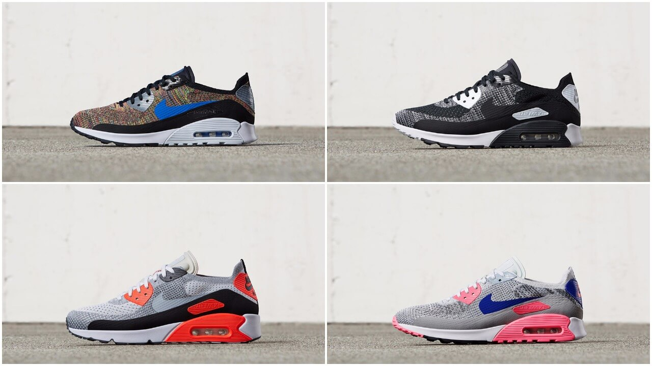 check out the nike air max 90 ultra flyknit collection arch usa. Black Bedroom Furniture Sets. Home Design Ideas