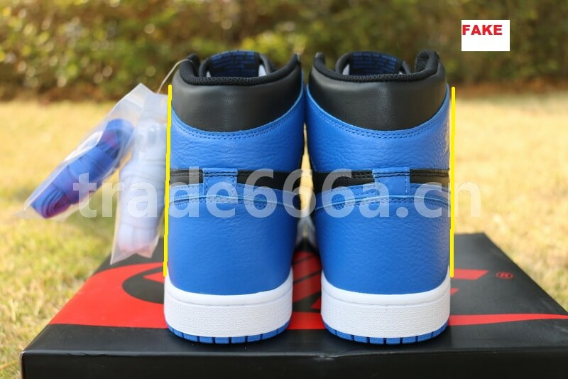 many styles new style where to buy Don't Get Got: The Fake Air Jordan 1 Royal Is Already On The ...