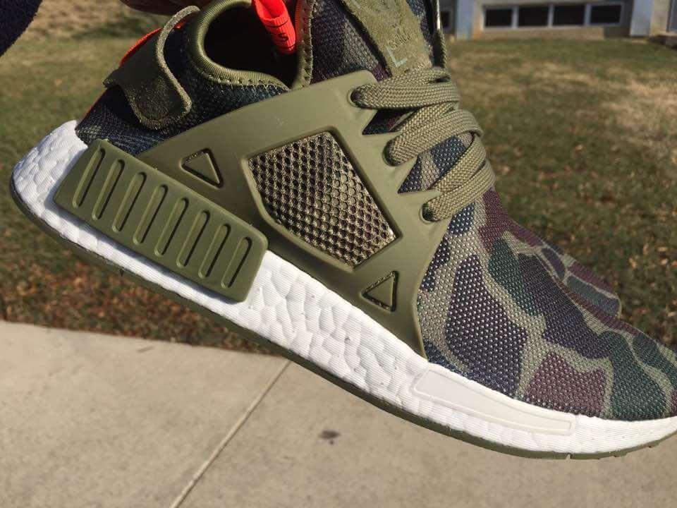 adidas NMD R1 Foot Locker EU Exclusive Sneaker Bar Detroit
