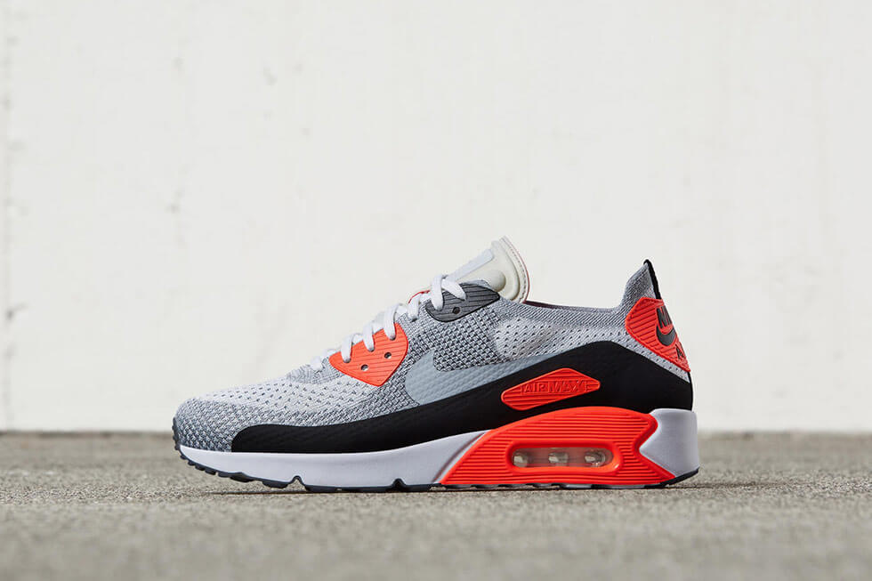 The infrared colorway is probably going to be the most sought after. Nike  branding will hit the side swoosh in hyperfuse and more branding can be  spotted on ...