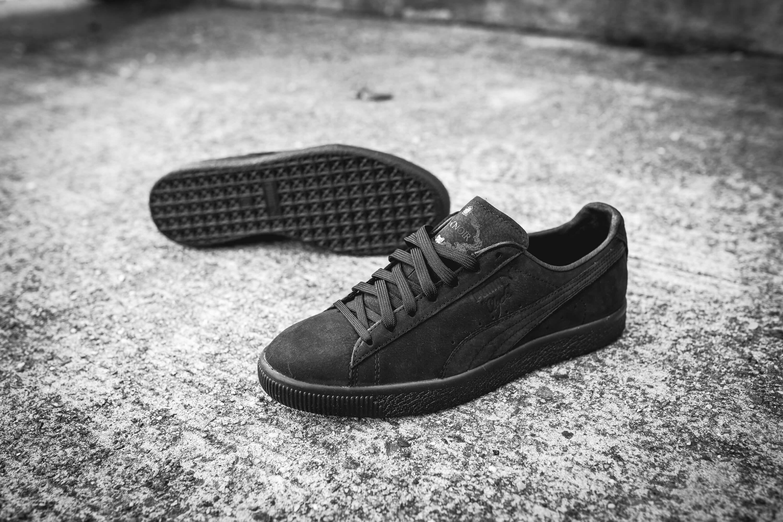 """separation shoes 77267 b362d EN NOIR x Puma IGNITE evoKNIT & Clyde """"Carpe Noctum ..."""