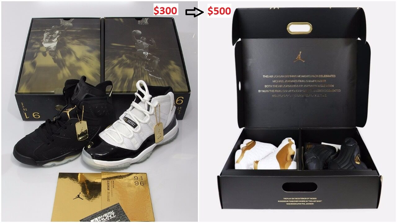 newest 47443 3fdf3 Find Out Why $500 For The Air Jordan DMP 13 14 Finals Pack ...