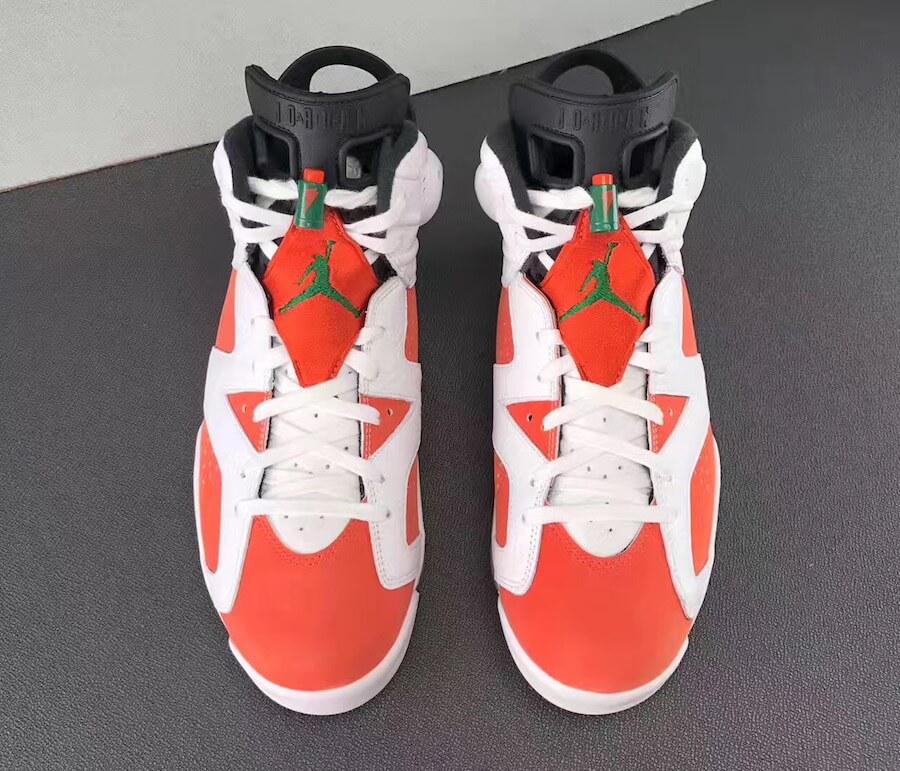 more photos 6e59f daa8d Air Jordan 6 Gatorade Or Carmine 384664 145   Nobody Cares ...