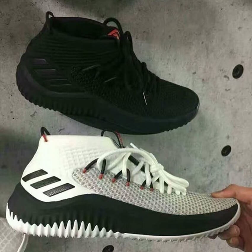 Check Out The New Damian Lillard Adidas Dame 4 Sneakers – ARCH-USA 8e78aa591