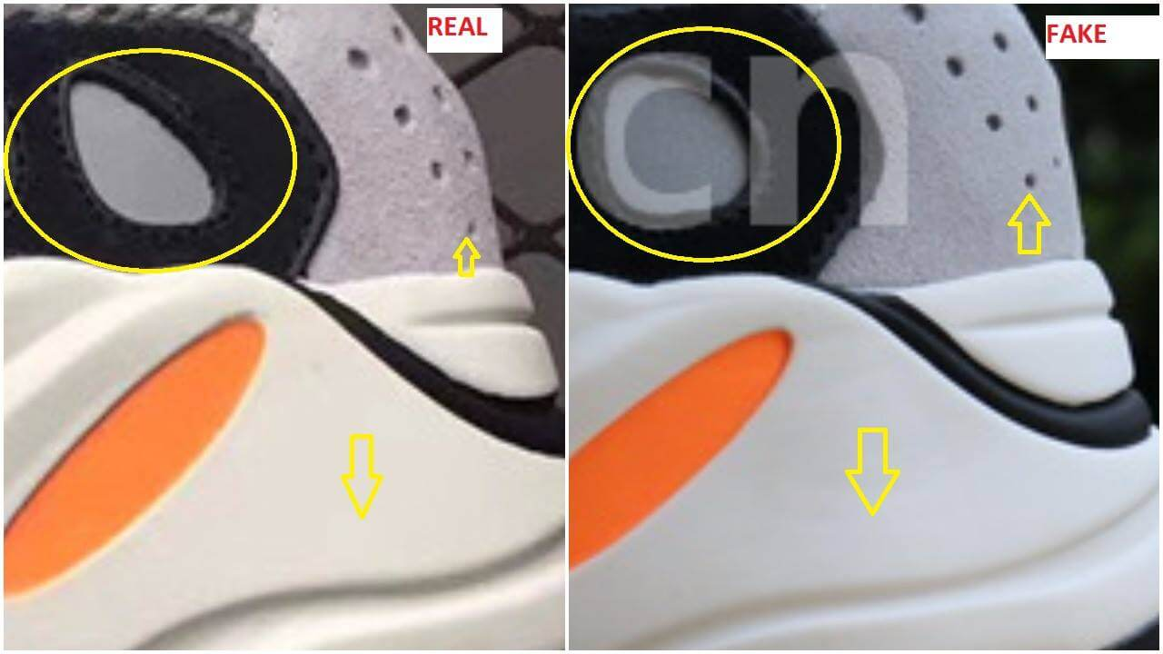 official photos 43334 9b5c6 Fake Adidas Yeezy Wave Runner 700 Are Out- Here Is How To ...